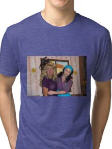 Welcome To Sadie's Saloon Tri-blend T-Shirt