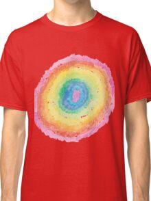 Rainbow circle - Little Designers Eddie Classic T-Shirt