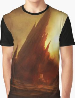 Mount Abaddon Graphic T-Shirt