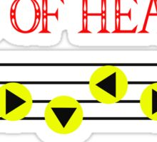 Song of Healing Sticker
