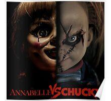 annabelle vs chucky Poster