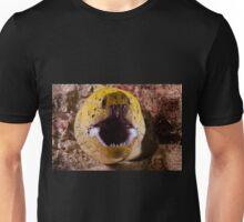 Fimbriated Moray, Mabul, Malaysia Unisex T-Shirt