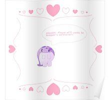 Quaggan's Valentine Poster