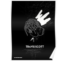 Travis Scott - Simple  Poster