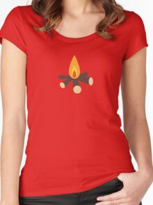 Campfire Women's Fitted Scoop T-Shirt
