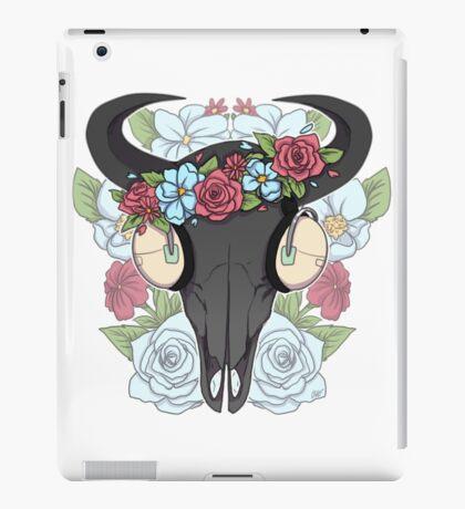 Sherlock Bison Skull iPad Case/Skin