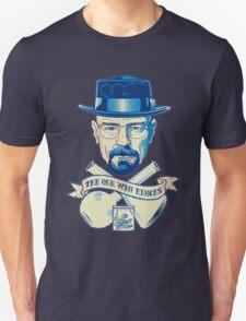 I'm the one who knocks - Heisenberg T-Shirt