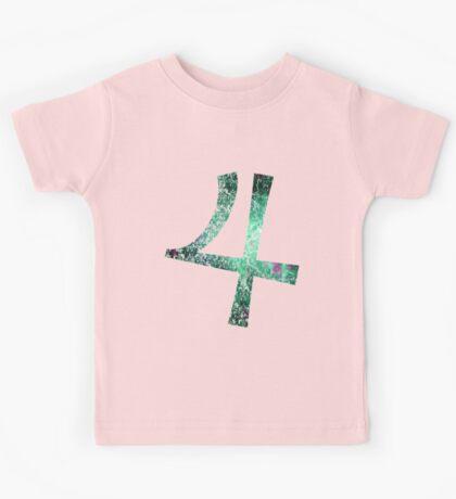Sailor Jupiter grunge universe symbol Kids Tee