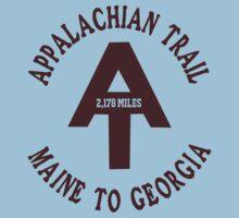 Appalachian Trail funny nerd geek geeky by syarifpra29