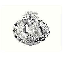 World Tree Art Print