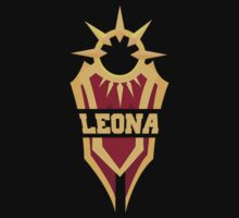 Leona Shield (League of Legends) by MisterNightmare
