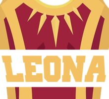 Leona's Shield  Sticker