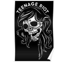 Sonic Youth - Teenage Riot Poster
