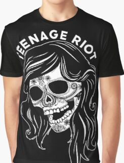Sonic Youth - Teenage Riot Graphic T-Shirt