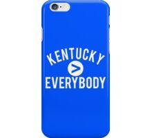 Kentucky > Everbody - Go Wildcats iPhone Case/Skin