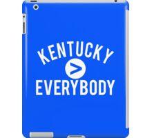 Kentucky > Everbody - Go Wildcats iPad Case/Skin