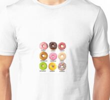Donut week Unisex T-Shirt