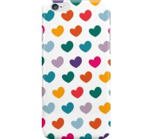 Happy Hearts iPhone Case/Skin