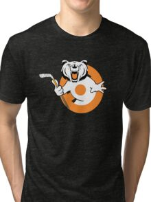 Ghost Bear Tri-blend T-Shirt