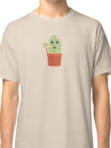 Cactus free hugs Classic T-Shirt