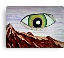 Exaulted Keeper Canvas Print