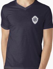 Star Helix Security Corporation Mens V-Neck T-Shirt