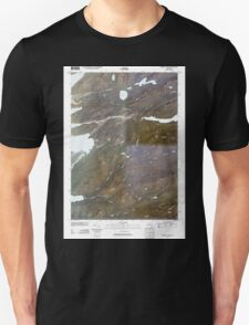New York NY Sargent Ponds 20100415 TM Unisex T-Shirt