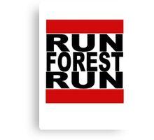 Run Forest Run Canvas Print