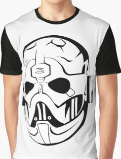 Lord Kallig's Countenance Graphic T-Shirt