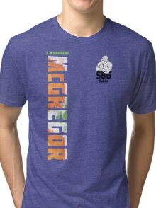 Conor McGregor SBG Dublin (check artist notes for limited edition link)  Tri-blend T-Shirt