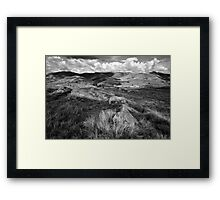 Howgills View Framed Print