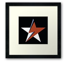 Starman Framed Print