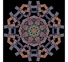 Big Butch Kaleidoscope Photographic Print