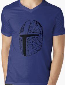 Mask of Mandalore the Indomitable Mens V-Neck T-Shirt
