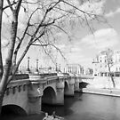 Paris in Black & White by Alex Cassels