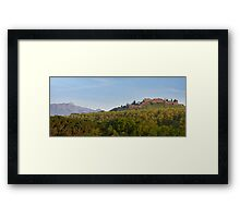 Hostalric Framed Print