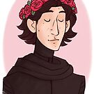 flower crown kyle by annmonster