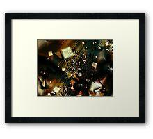 Carnival of Lights Framed Print
