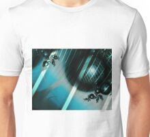 Blue World Art Unisex T-Shirt