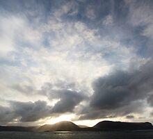 Sunbeams on Hoy by Porridgewog32