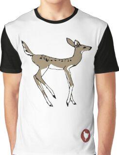 Max Caulfield - Doe & Badge Graphic T-Shirt
