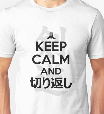 Keep Calm and Kiri Kaeshi Unisex T-Shirt