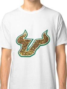 University of South Florida Bulls logo Classic T-Shirt