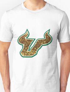 University of South Florida Bulls logo Unisex T-Shirt