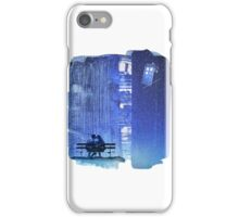 Doctor who - Amy and Rory iPhone Case/Skin