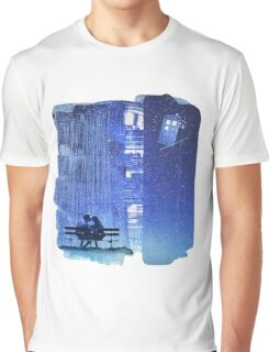 Doctor who - Amy and Rory Graphic T-Shirt