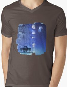 Doctor who - Amy and Rory Mens V-Neck T-Shirt