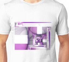 City of Pink Unisex T-Shirt
