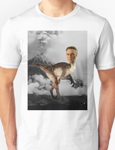 ChristopheRAPTOR Walken - Christopher Walken Velociraptor Unisex T-Shirt