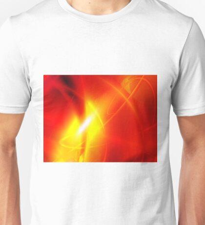Fire Conceptual Art Unisex T-Shirt